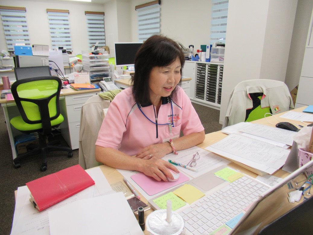 利用者様も過ごしやすく、スタッフも働きやすい環境へ。